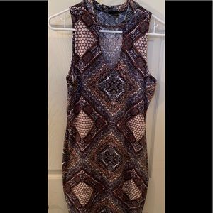 Fitted rue 21 dress